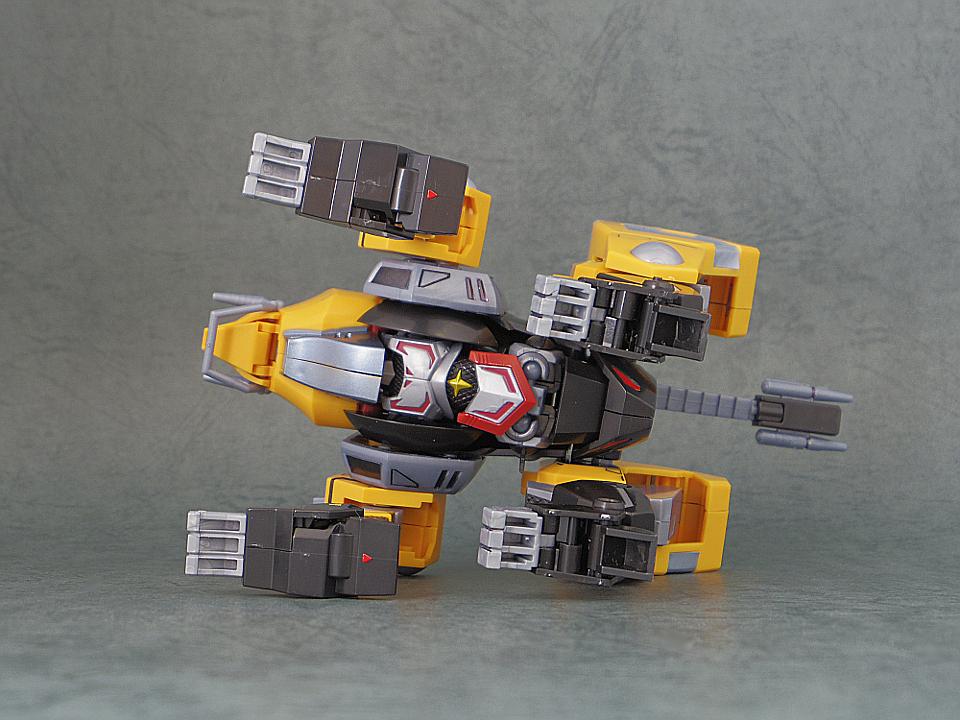 スーパーミニプラ 黒獅子118