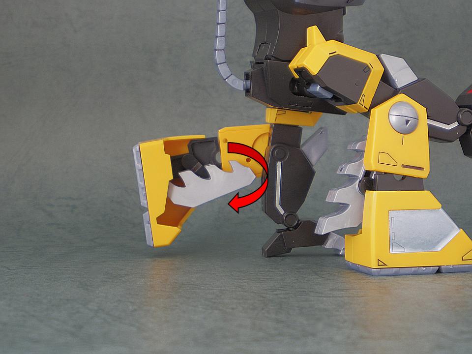 スーパーミニプラ 黒獅子103
