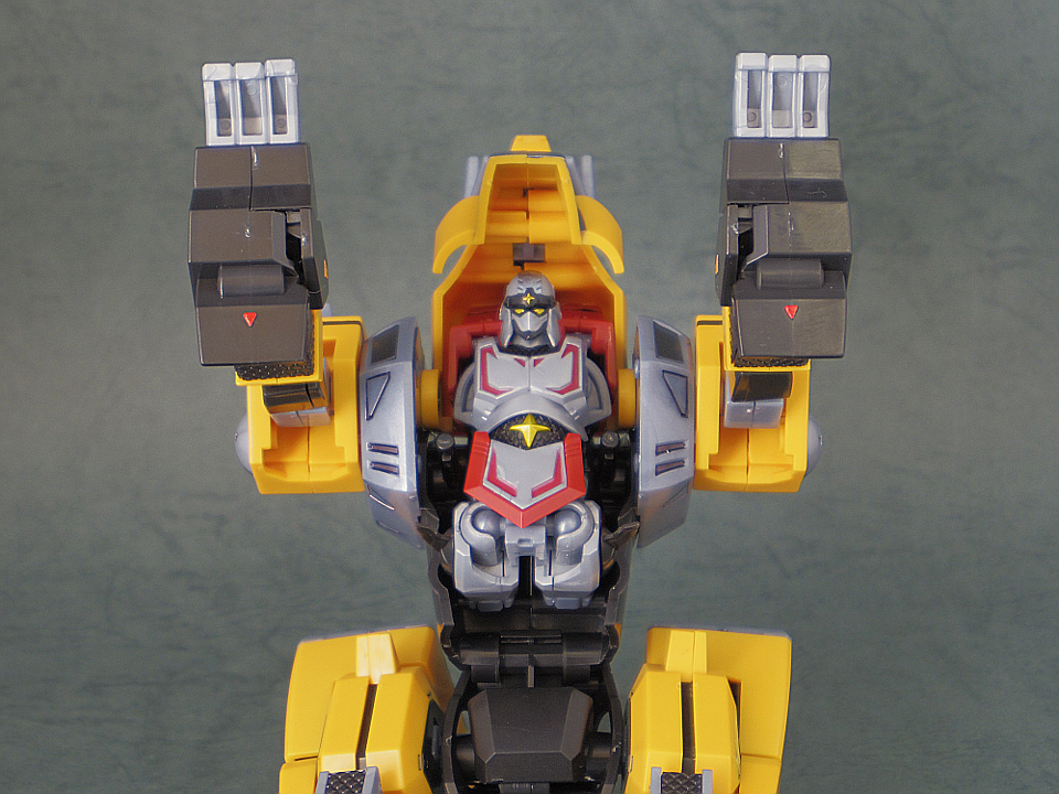 スーパーミニプラ 黒獅子108