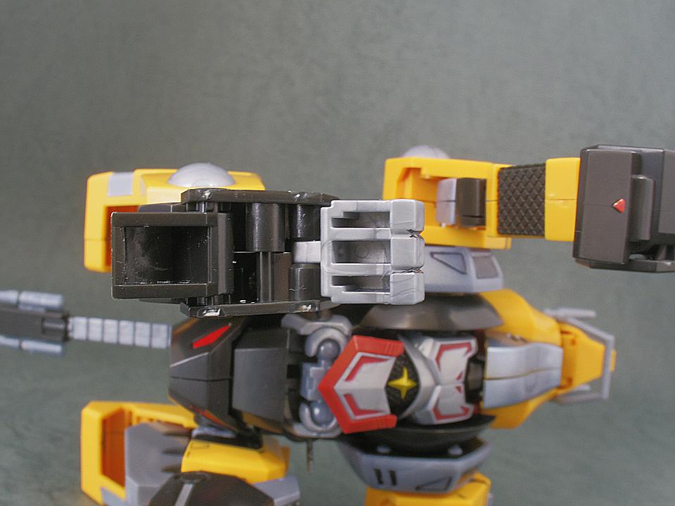 スーパーミニプラ 黒獅子130