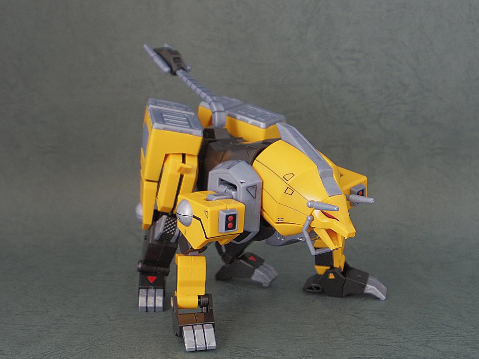 スーパーミニプラ 黒獅子133