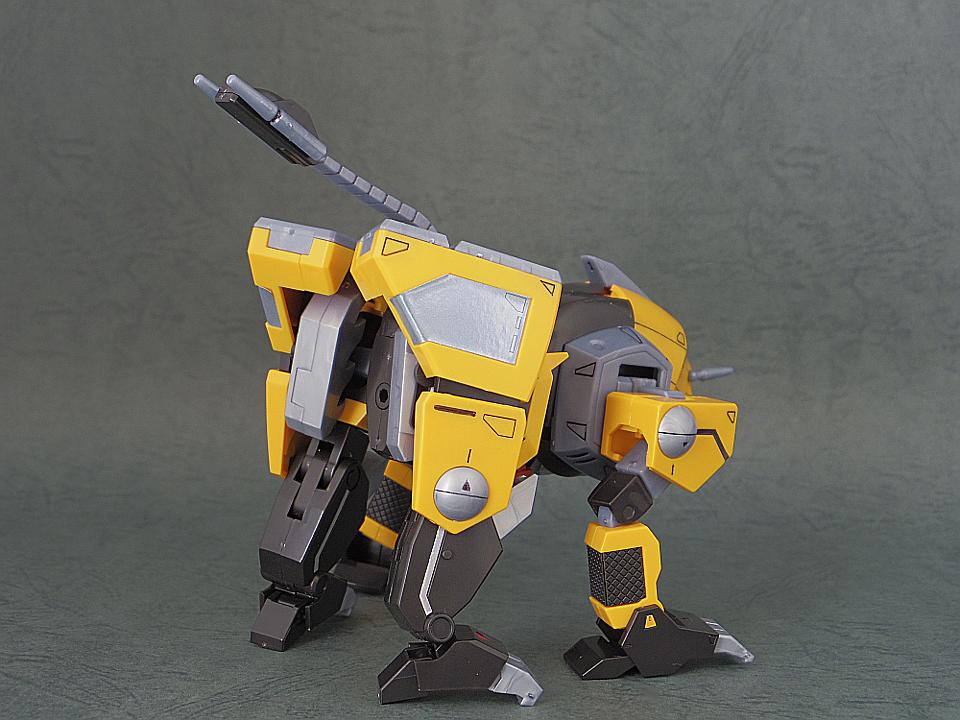 スーパーミニプラ 黒獅子134