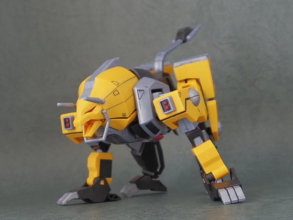 スーパーミニプラ 黒獅子135