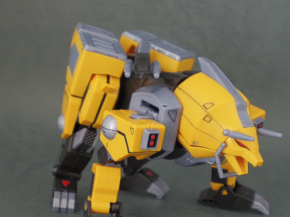 スーパーミニプラ 黒獅子137