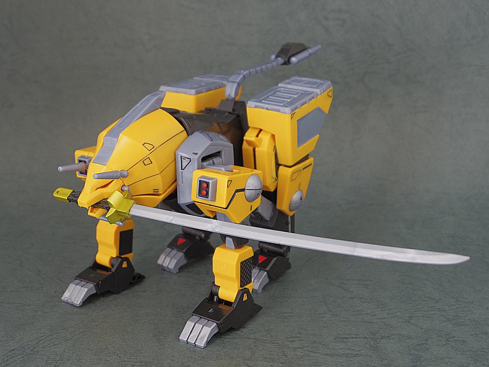 スーパーミニプラ 黒獅子123