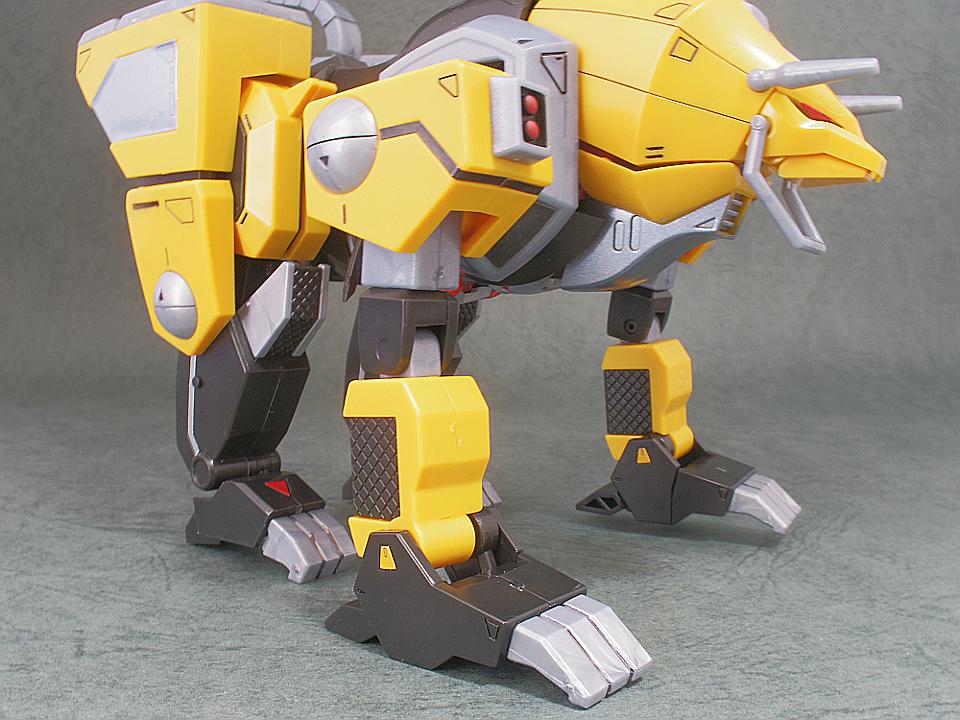 スーパーミニプラ 黒獅子125