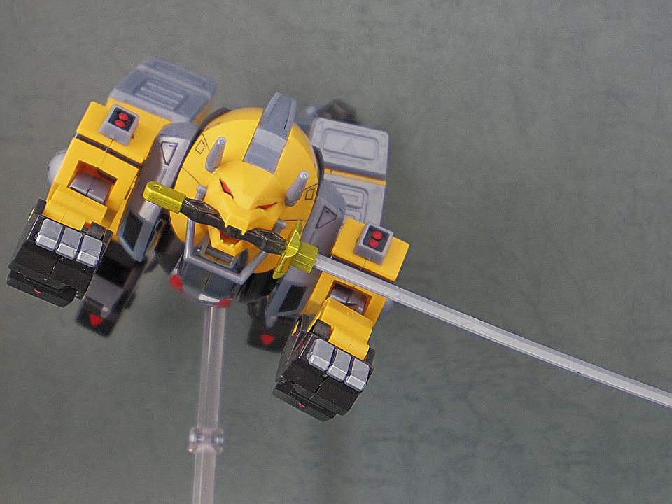 スーパーミニプラ 黒獅子149