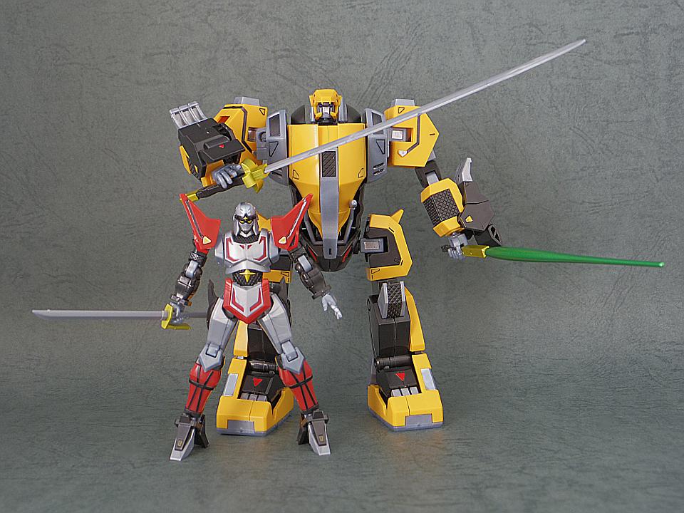 スーパーミニプラ 黒獅子156
