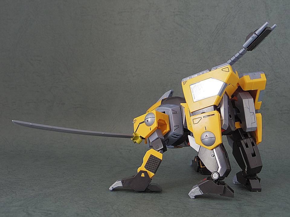 スーパーミニプラ 黒獅子143