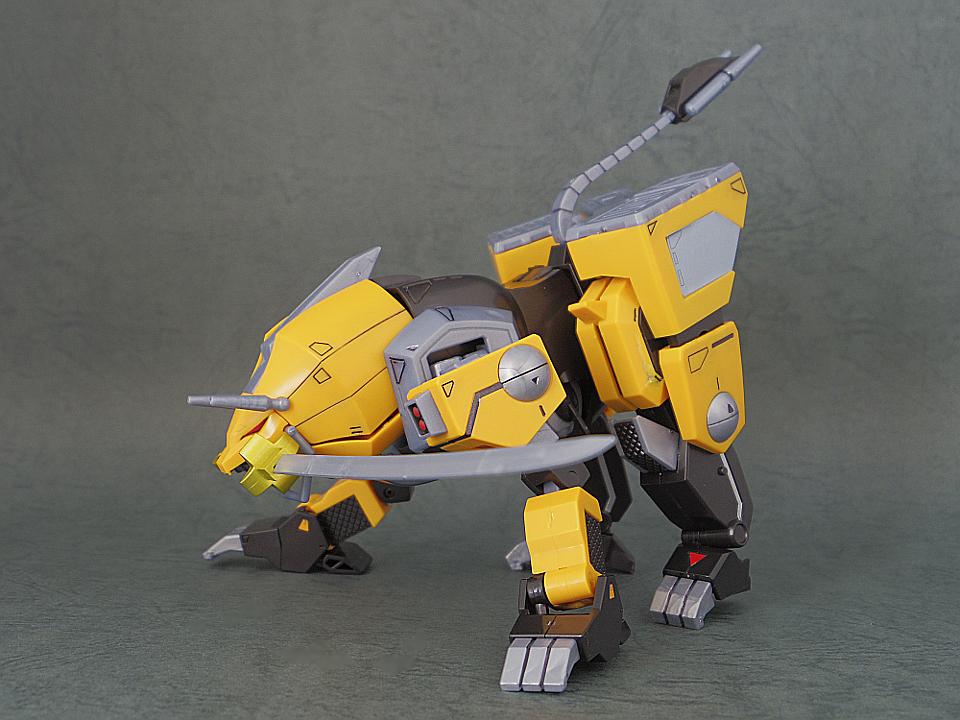 スーパーミニプラ 黒獅子142