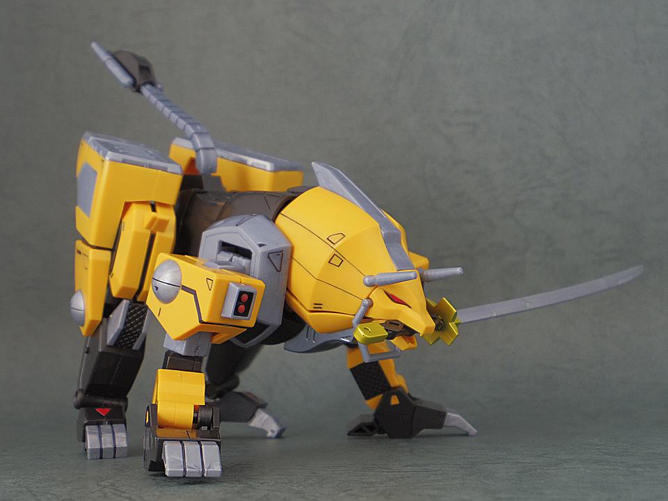 スーパーミニプラ 黒獅子144