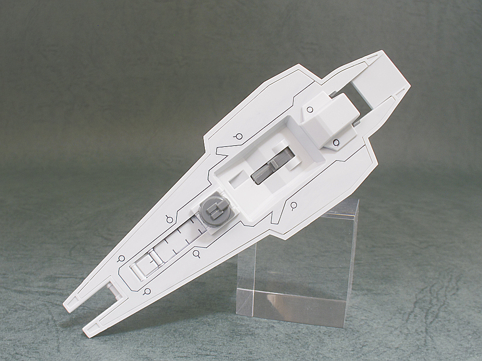 HGUC TR-1 アドバンスド・ヘイズル33