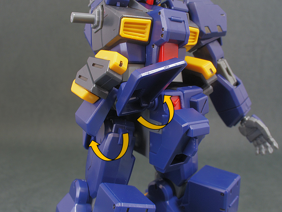 HGUC TR-1 アドバンスド・ヘイズル46