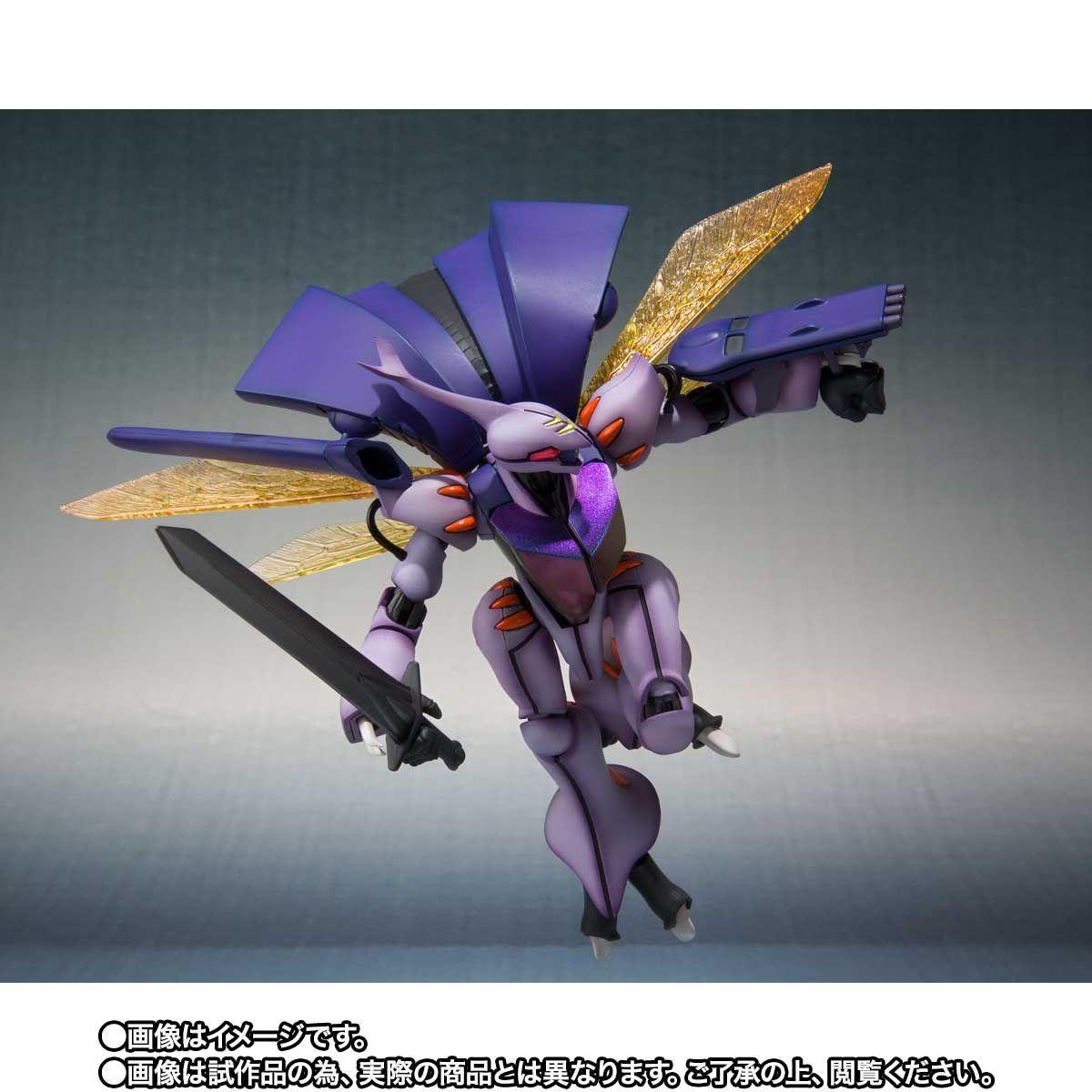 ROBOT魂 ダンバイン SHADOW FINISH07