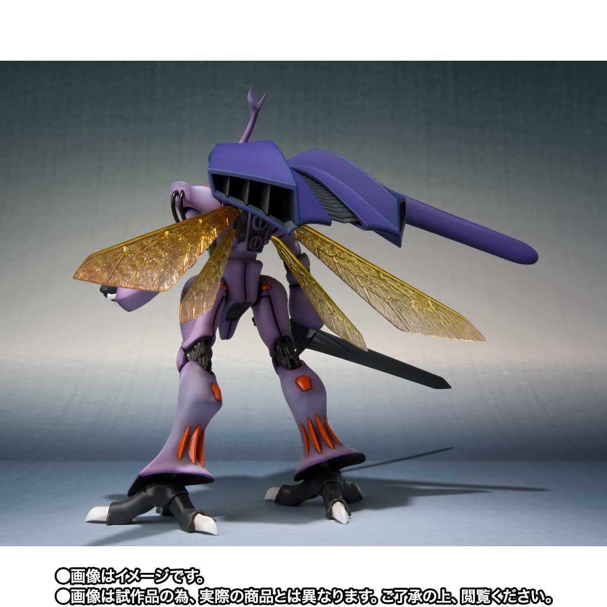 ROBOT魂 ダンバイン SHADOW FINISH09
