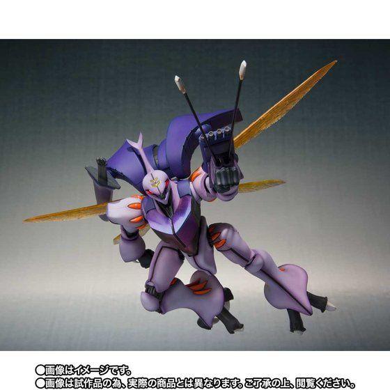 ROBOT魂 ダンバイン SHADOW FINISH10