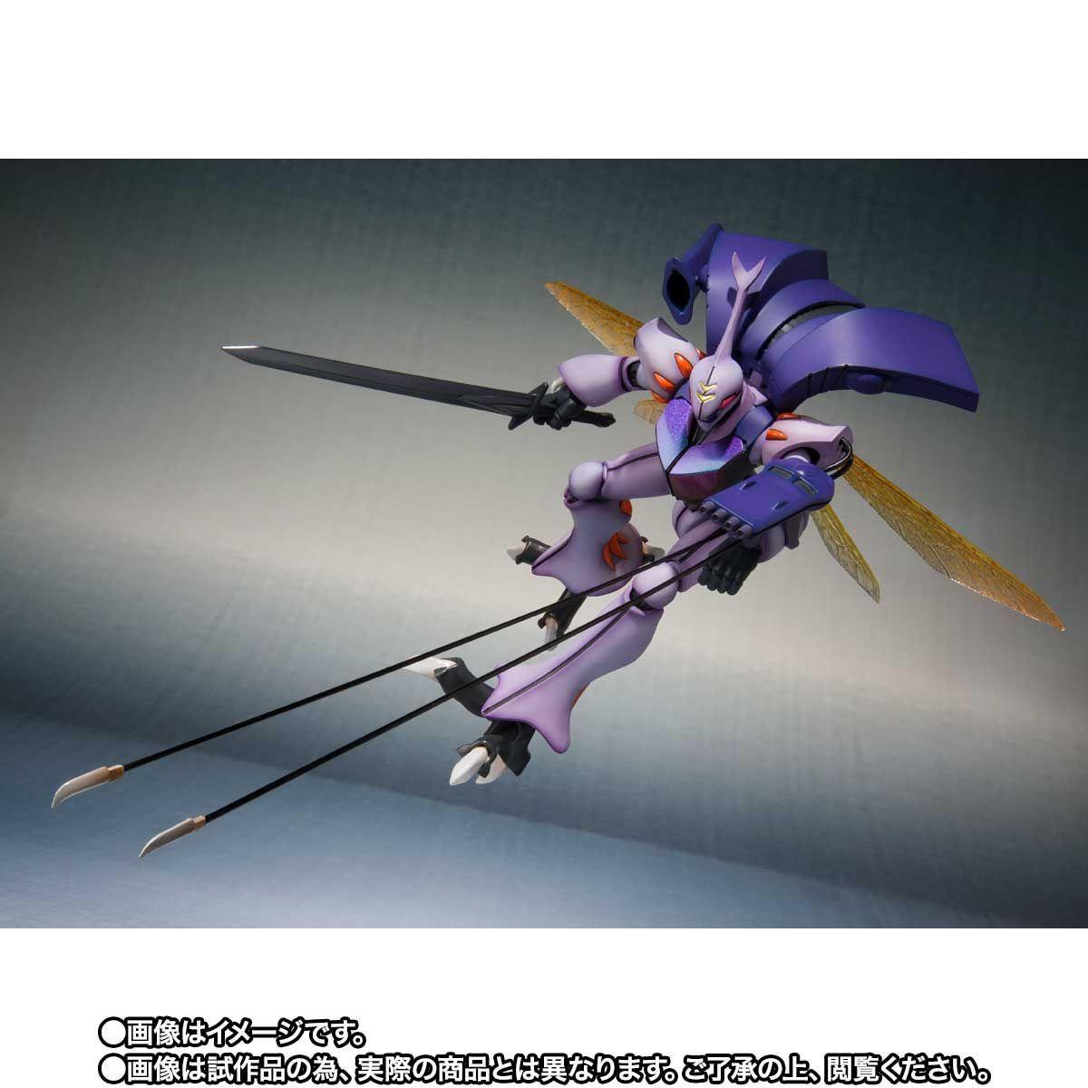ROBOT魂 ダンバイン SHADOW FINISH11