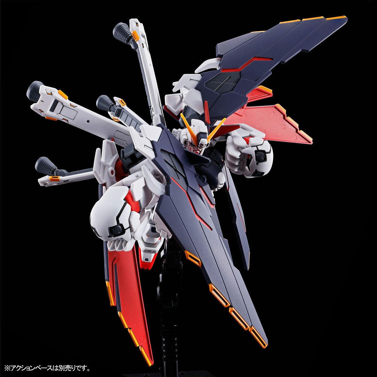 HG クロスボーン・ガンダムX1フルクロス09
