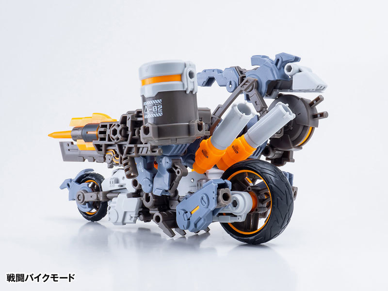 "ROBOT BUILD RB-08 ROTOR ""狂弩""FIGURE-058813_04"