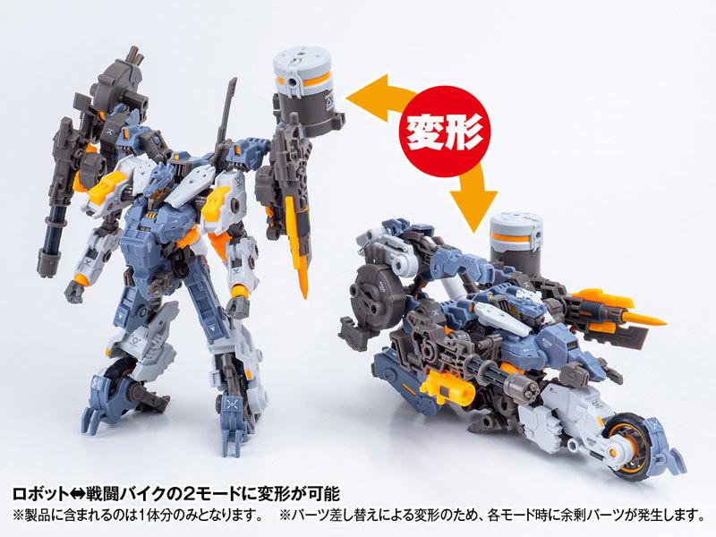 "ROBOT BUILD RB-08 ROTOR ""狂弩""FIGURE-058813_05"