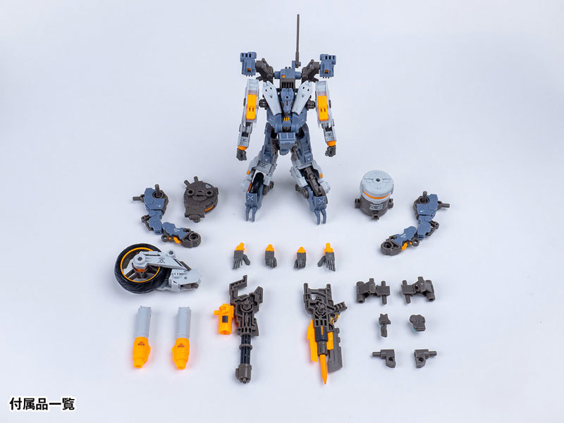 "ROBOT BUILD RB-08 ROTOR ""狂弩""FIGURE-058813_09"