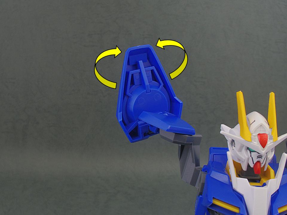 HG ダブルオーライザー19