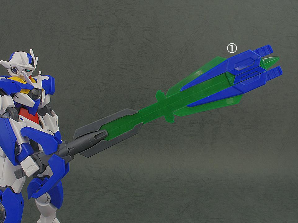 HG ダブルオークアンタ48
