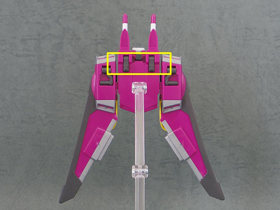 HG インフィニットジャスティスa6