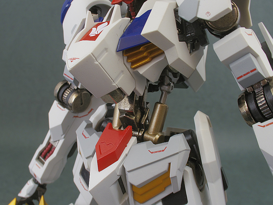 METAL ROBOT魂 バルバトスルプスレクス16