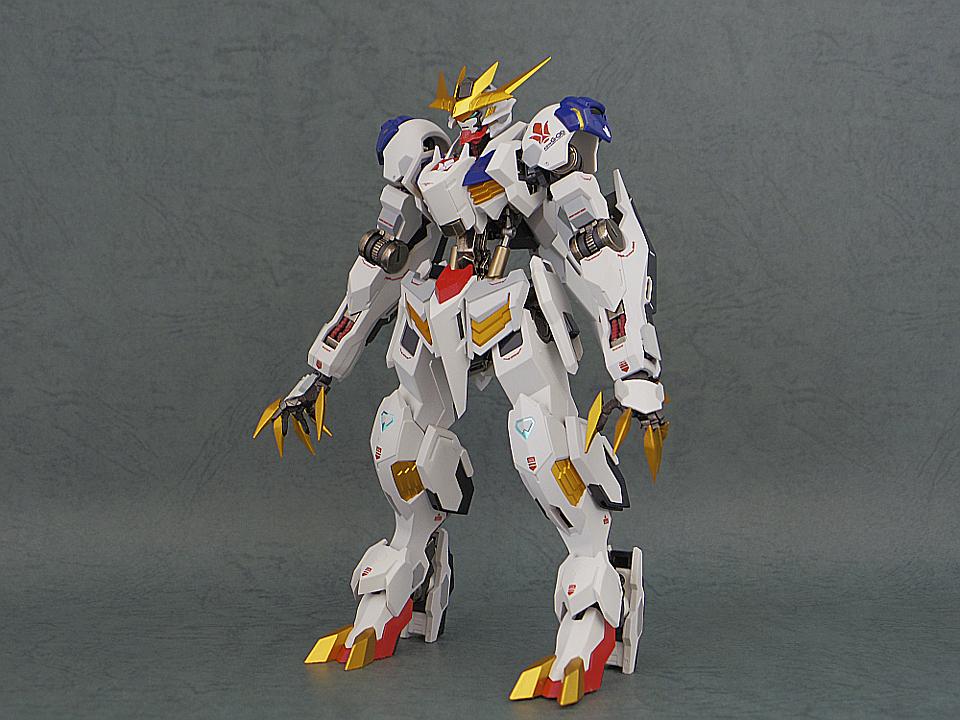 METAL ROBOT魂 バルバトスルプスレクス3