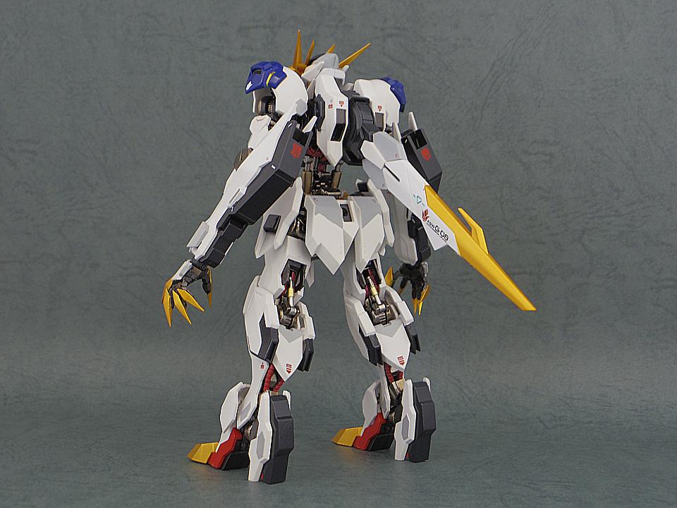 METAL ROBOT魂 バルバトスルプスレクス5