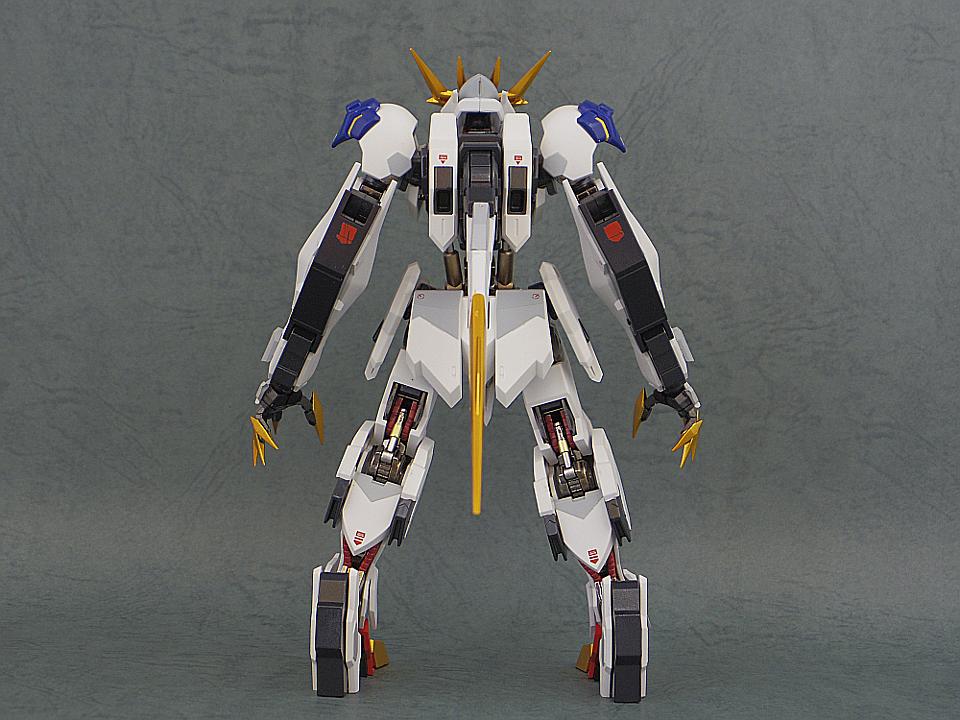 METAL ROBOT魂 バルバトスルプスレクス6