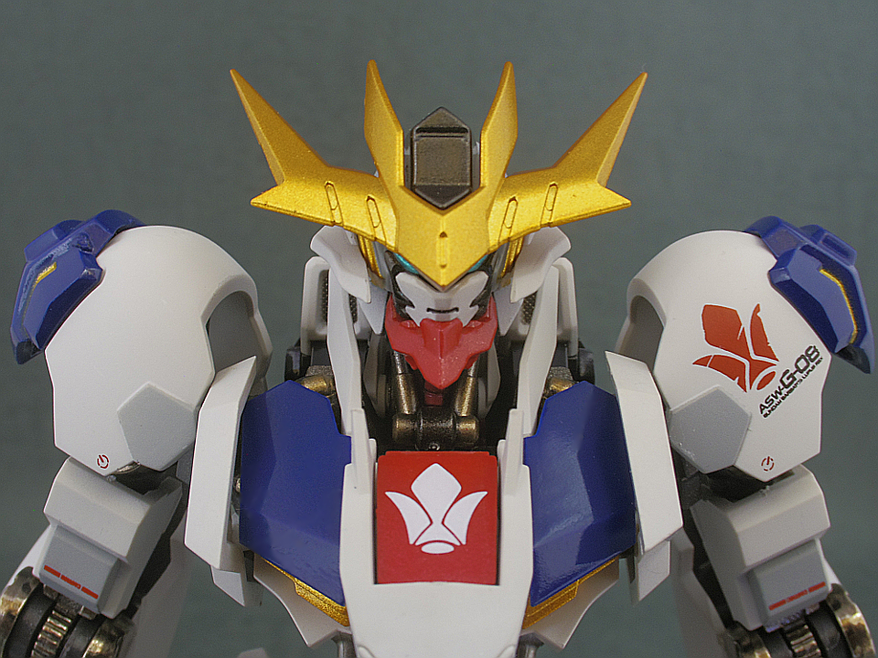 METAL ROBOT魂 バルバトスルプスレクス8