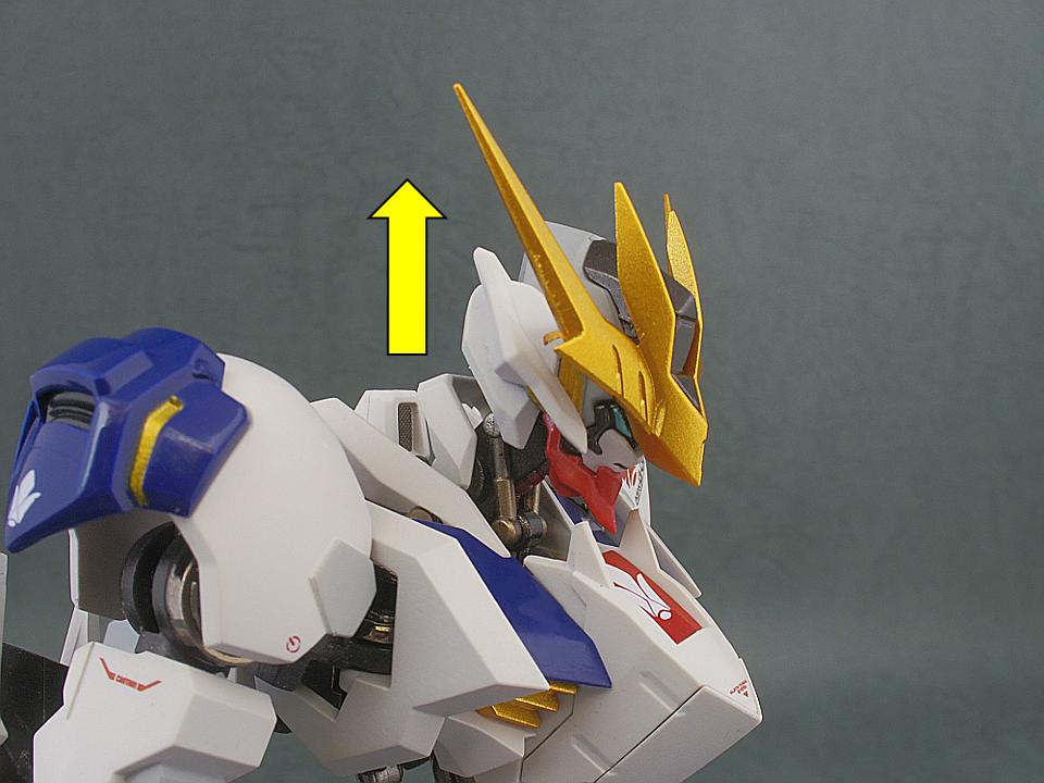 METAL ROBOT魂 バルバトスルプスレクス11