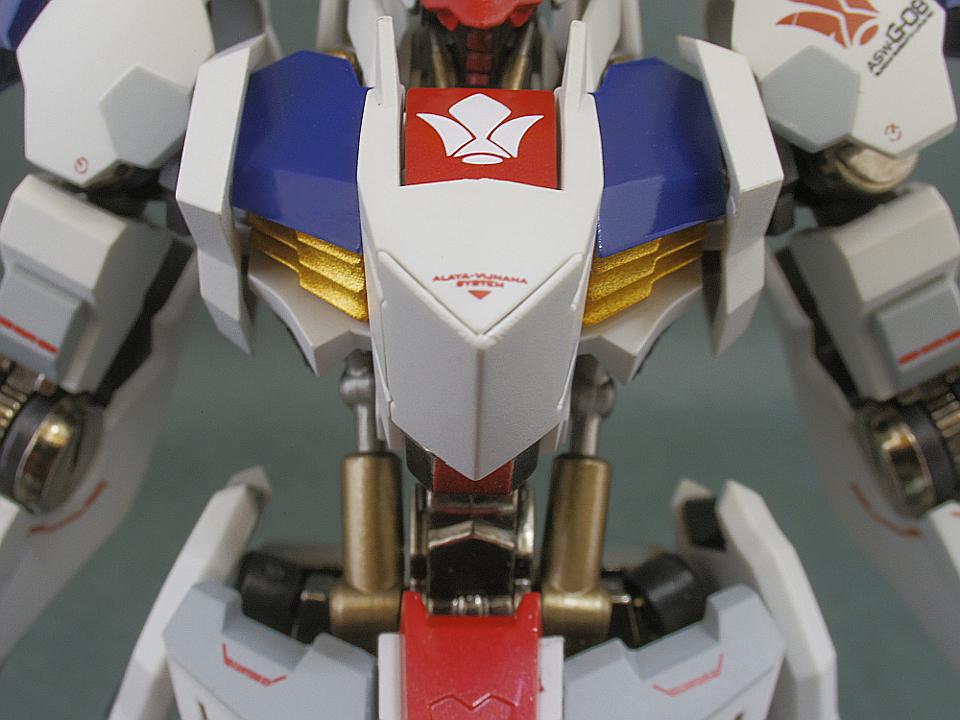 METAL ROBOT魂 バルバトスルプスレクス14