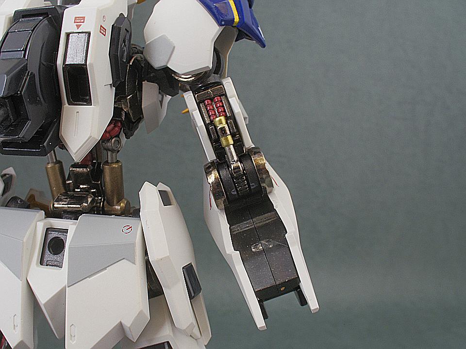 METAL ROBOT魂 バルバトスルプスレクス34