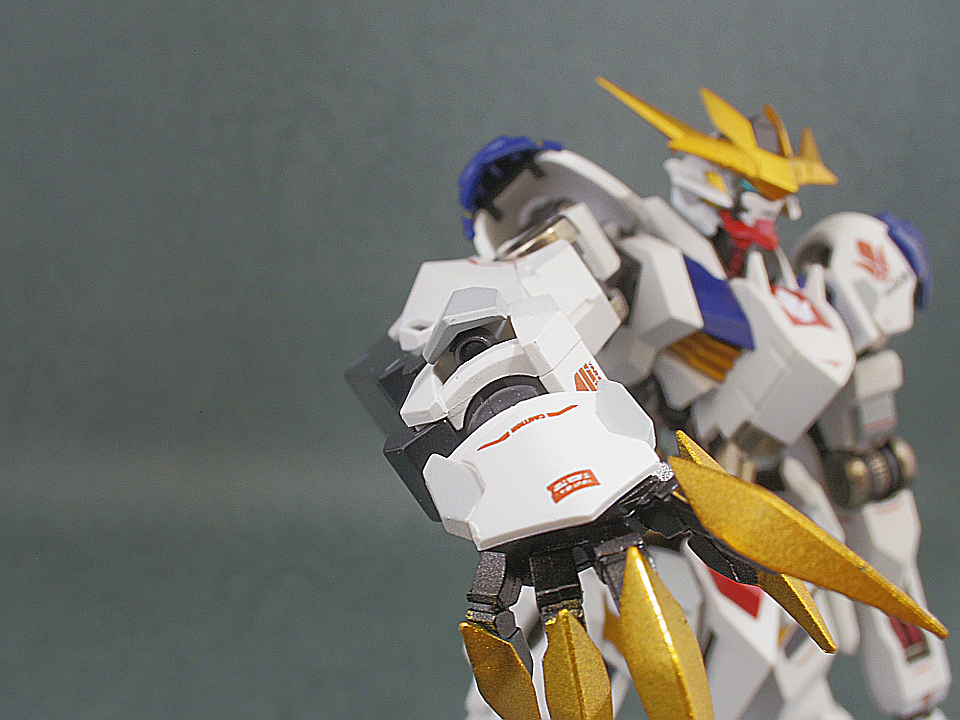 METAL ROBOT魂 バルバトスルプスレクス35