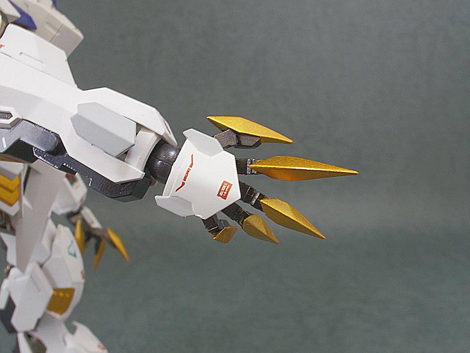 METAL ROBOT魂 バルバトスルプスレクス36