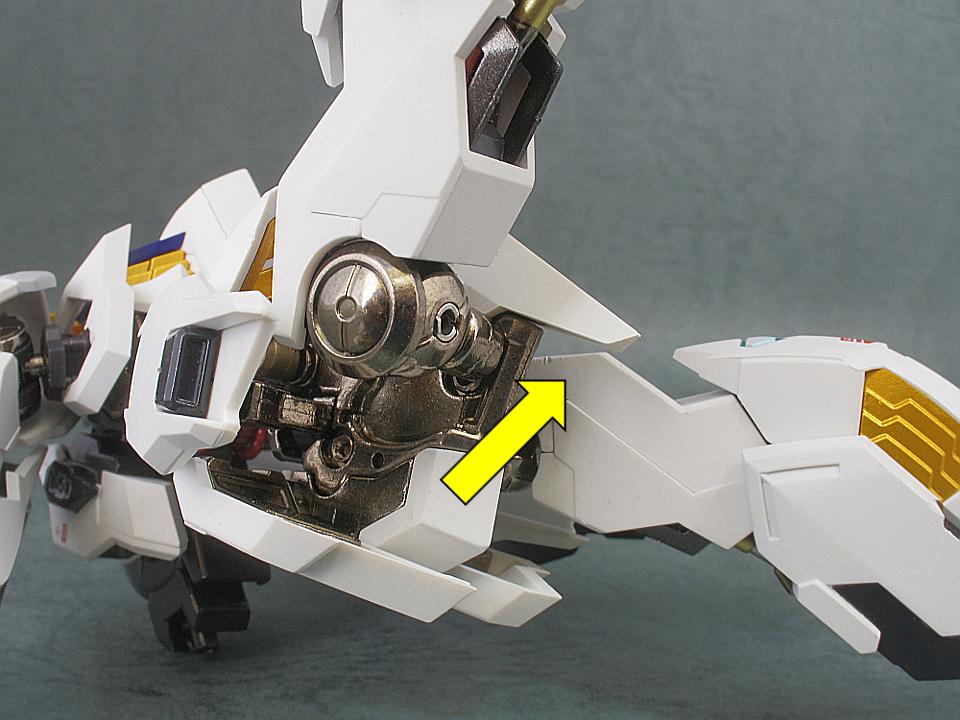 METAL ROBOT魂 バルバトスルプスレクス28