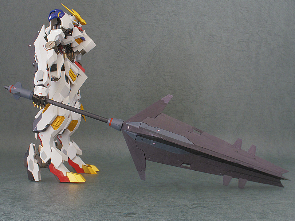 METAL ROBOT魂 バルバトスルプスレクス57