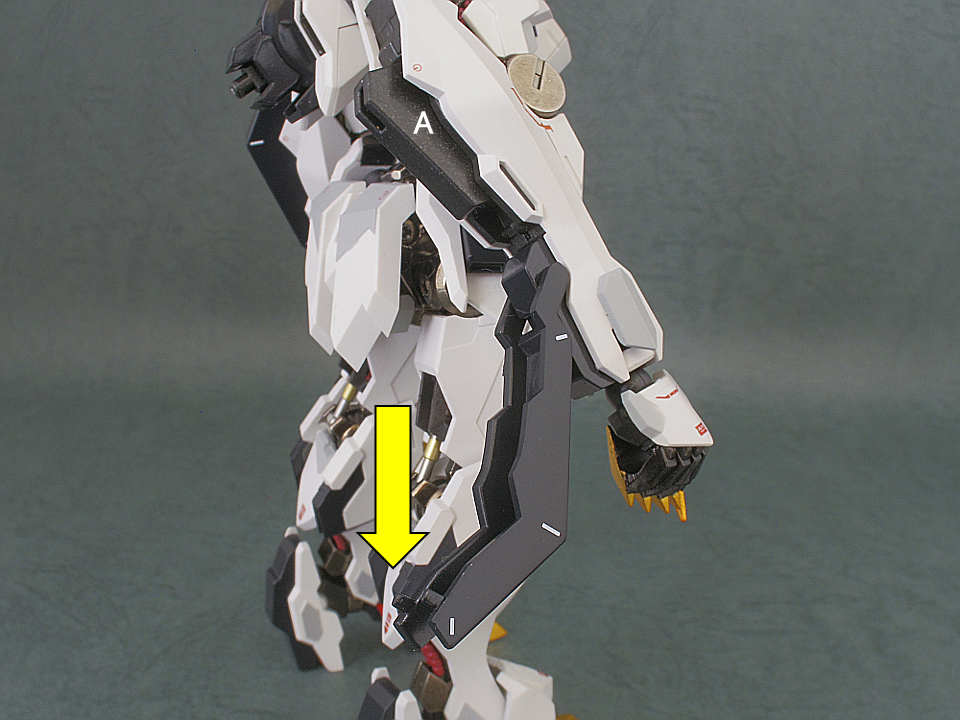 METAL ROBOT魂 バルバトスルプスレクス60