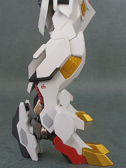 METAL ROBOT魂 バルバトスルプスレクス43