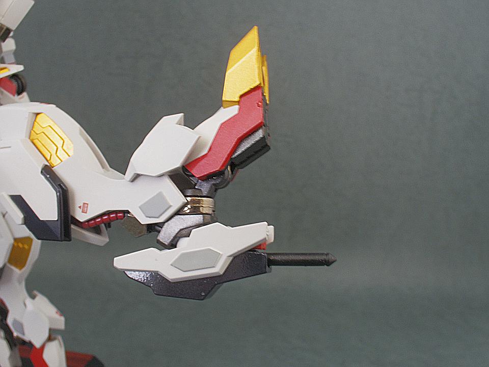 METAL ROBOT魂 バルバトスルプスレクス68