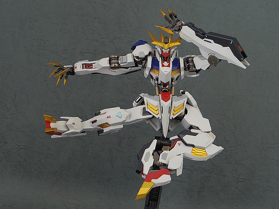 METAL ROBOT魂 バルバトスルプスレクス74