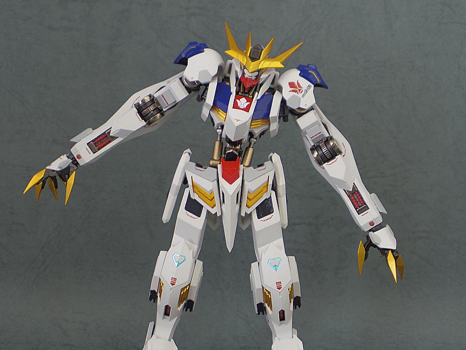 METAL ROBOT魂 バルバトスルプスレクス76