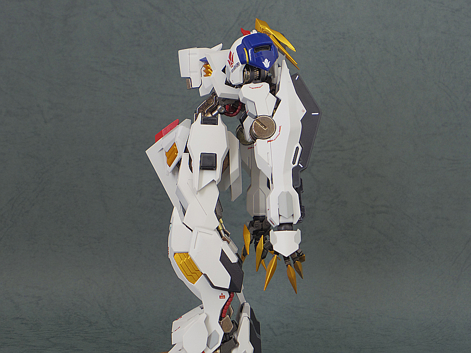 METAL ROBOT魂 バルバトスルプスレクス78