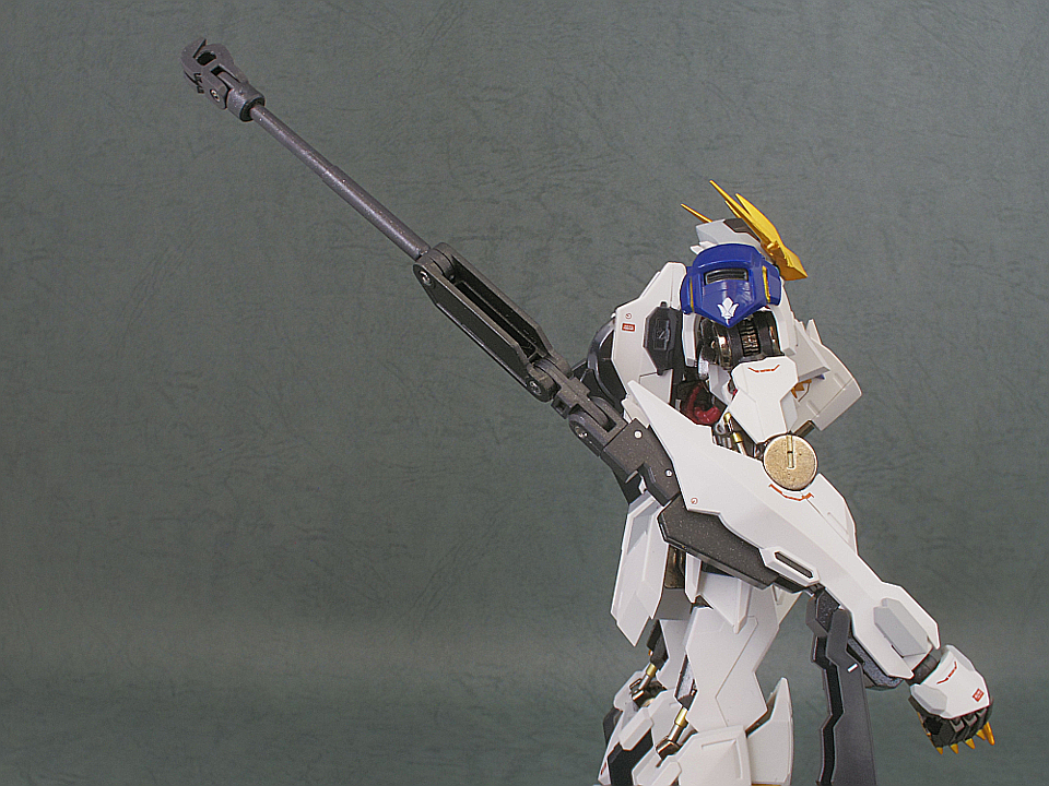 METAL ROBOT魂 バルバトスルプスレクス61