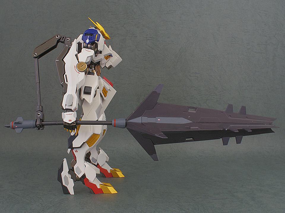 METAL ROBOT魂 バルバトスルプスレクス63