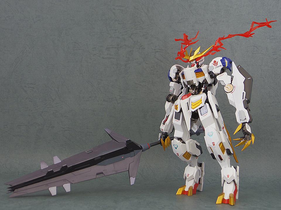 METAL ROBOT魂 バルバトスルプスレクス93