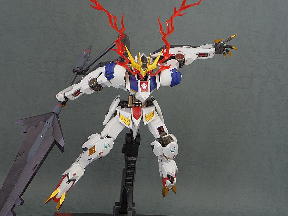 METAL ROBOT魂 バルバトスルプスレクス96